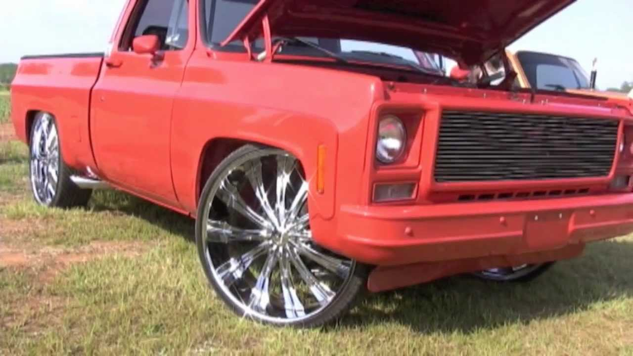 Hoodrydez 1979 Chevy Truck Youtube