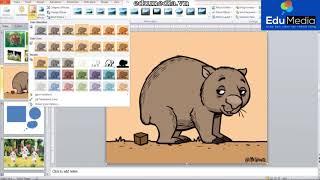 Học phần mềm PowerPoint dành cho giáo viên Mầm non - Bài 1: Nội dung cơ bản