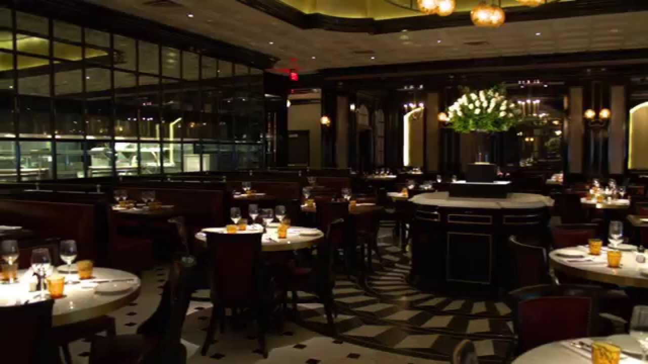 Bardot Brasserie Opens At Aria
