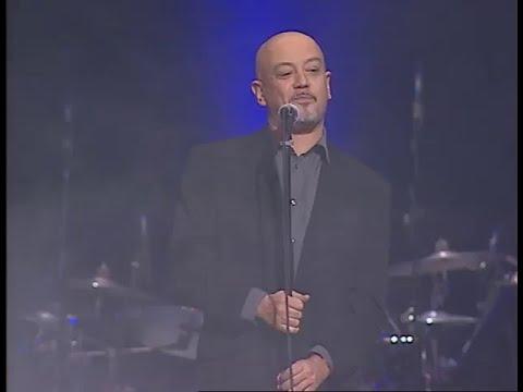 Enrico Ruggeri - Con la memoria (Live Tour Ulisse - 2000)