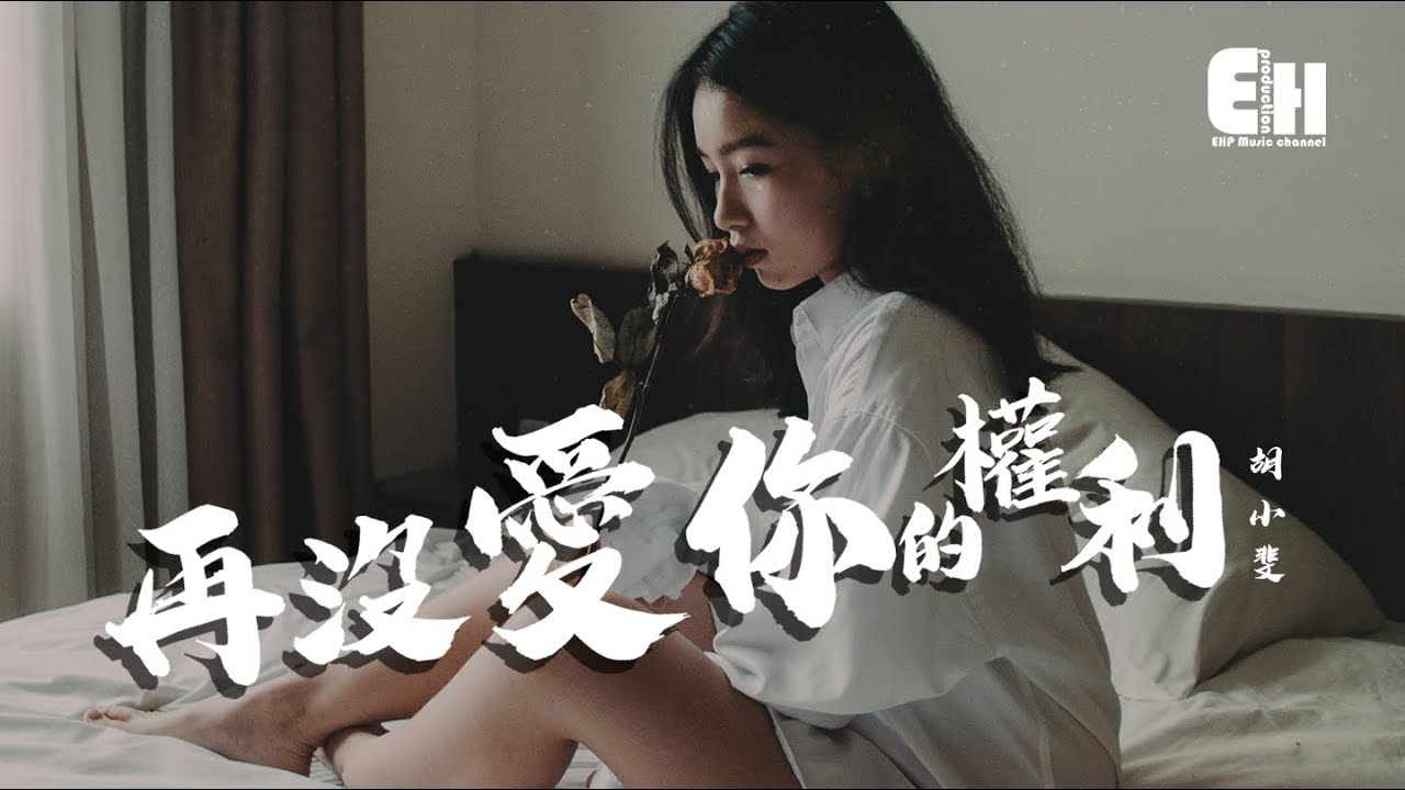 胡小斐 - 再沒愛你的權利『留不住的愛,誰也無能為力。』【動態歌詞Lyrics】 - YouTube