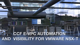 CCF Automation for VMware NSX-T