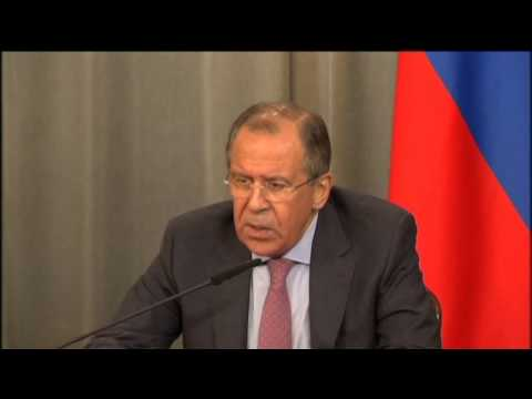 Russia's Lavrov meets Italy's Gentiloni: Russia criticises EU for publishing travel ban list