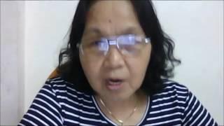 Chia sẻ của chị Lê Thị Hinh về nền tảng của Vinaca