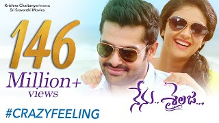 Crazy Feeling Full Song | Nenu Sailaja Telugu Movie | Ram | Keerthy Suresh | Devi Sri Prasad
