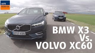 BMW X3 Vs Volvo XC60 | Comparativa SUV