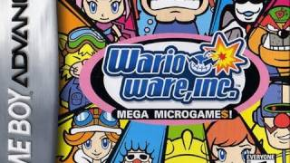 CGRundertow WARIO WARE, INC.: MEGA MICROGAME$! for Game Boy Advance Video Game Review