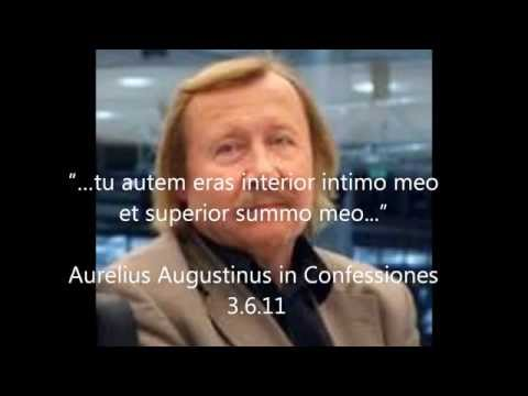 Peter Sloterdijk über Augustinus