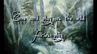 Faerie Song ~ Wild Fairy Dance (lyrics)