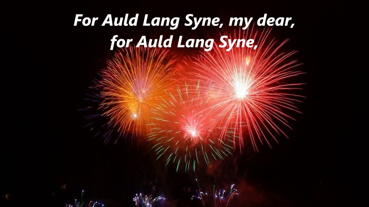 auld old lang syne sing along words lyrics happy new years eve ecard send 2016 2017