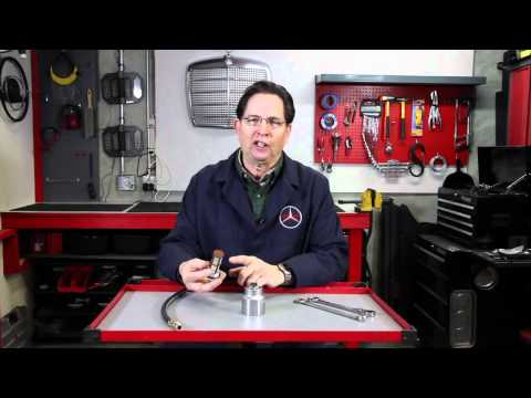 Mercedes Fuel Tank Filter Screen Problems and Solutions by Kent Bergsma
