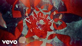 Breaking Benjamin, Red - Failure (Aurora Version/Official Lyric Video)