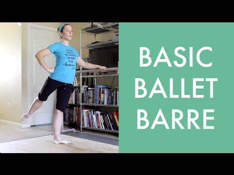 Basic Ballet Barre