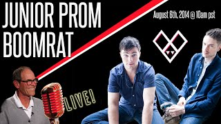 Promo-Renman LIVE! With Junior Prom and Boomrat