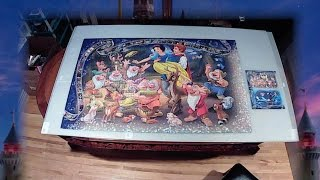 Disney Unforgettable Moments (The Largest Puzzle in the World - 40320 Pieces): Snow White