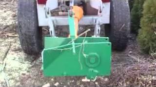 Repeat youtube video Rębak do gałęzi janiuszek
