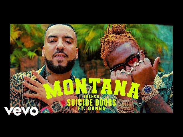 French Montana - Suicide Doors (Audio) ft. Gunna