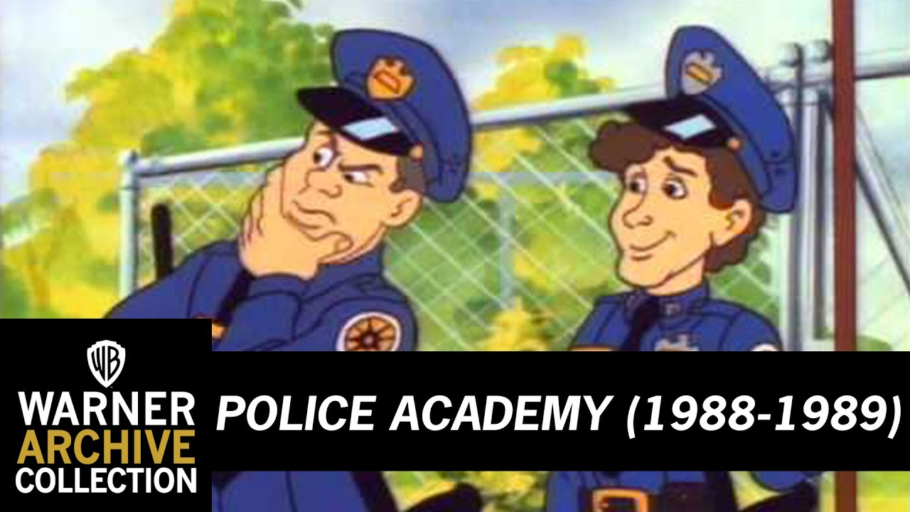 Download Theme Song   Police Academy Animated Series   Warner Archive