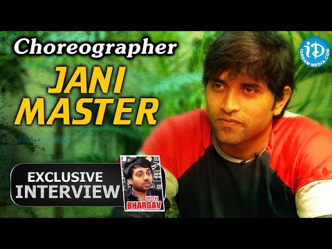 Choreographer Jani Master Exclusive Full Interview || Talking Movies With iDream #58