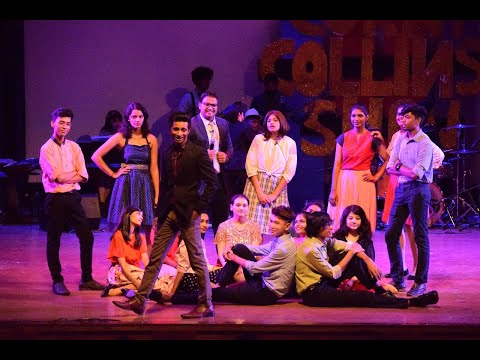 Hairspray Musical (7/9/2018) by Department of Music, Christ (Deemed to be University),Bangalore