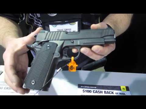 PARA Black Ops Recon Pistol in 9mm at SHOT Show 2014 - YouTube