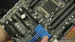 Gigabyte X79-UD5 Ultra Durable Motherboard Unboxing & Hands-On