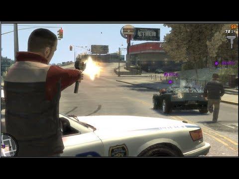 RW: Grand Theft Auto 4