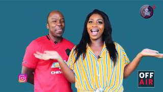 Off Air with Your Absolute Fave - Kabelo Mabalane