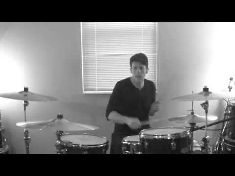 The 1975 - The City (Drum Cover) - Drew Scheuer