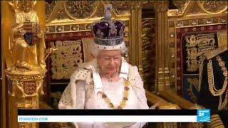 Britain  Queen's speech set to formally open parliament