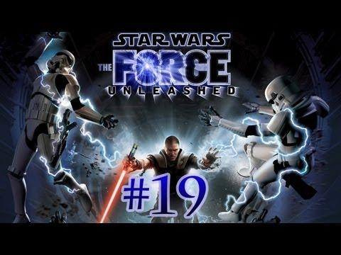 Let's Play - Star Wars - The Force Unleashed - Part #19 [Deutsch/German]: Yeah, ich kann fliegen