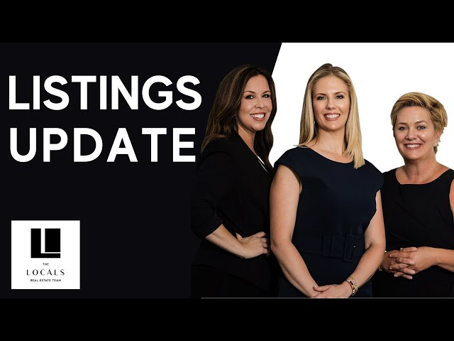 Local's Listings Update