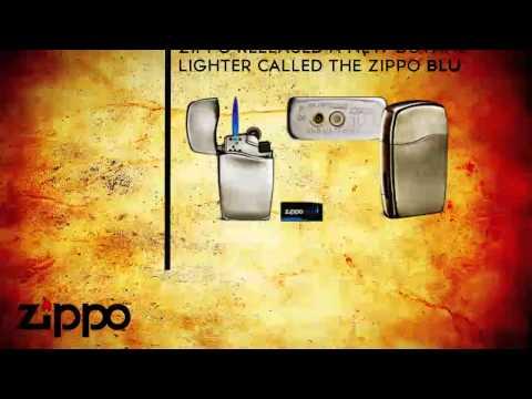 The History Of Zippo Company