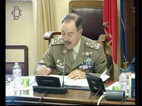 Roma - Strade sicure, audizione generale Farina (25.06.19)