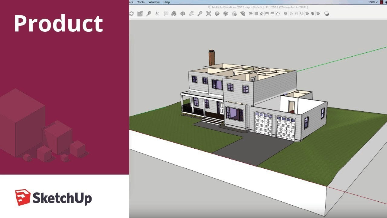 What's New with SketchUp Pro [in] 2019? | SketchUp Blog