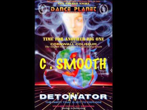 C Smooth @ Dance Planet Detonator IV 5  11 1994 Planet of Love