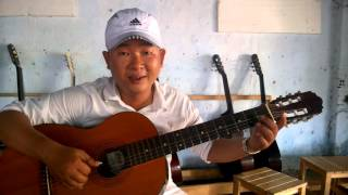 [Hướng dẫn] Nhỏ ơi - Guitar Solo - Chí Tài hát - Phần Điệp Khúc