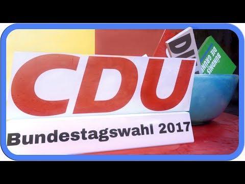 Die CDU/ CSU erklärt | #bundestagswahl17