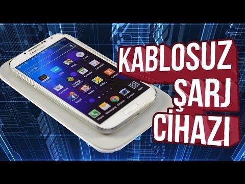 Kablosuz Şarj Cihazı İncelemesi - Samsung S Charger Pad
