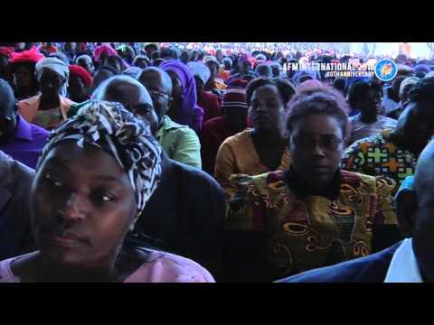 Day 5 President Mbuya Betavie Church in Congo