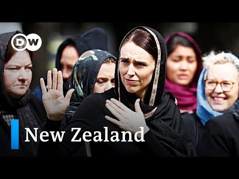 New Zealand falls