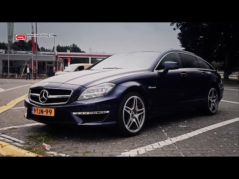Mercedes Benz CLS Shooting Brake 63 AMG S 4Matic