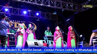 JANGAN JODOHKAN AKU | QASIDAH EL WAFDA LIVE TEGALARUM 2019