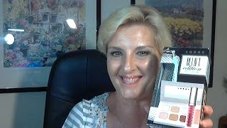 LORAC MINT ED. LIMITED: REVIEW .TECNICA STROBING