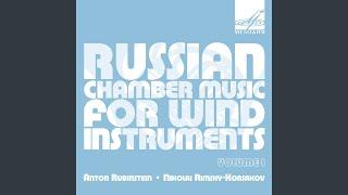 Quintet for Piano and Winds in F Major, Op. 55: II. Scherzo - Allegro assai