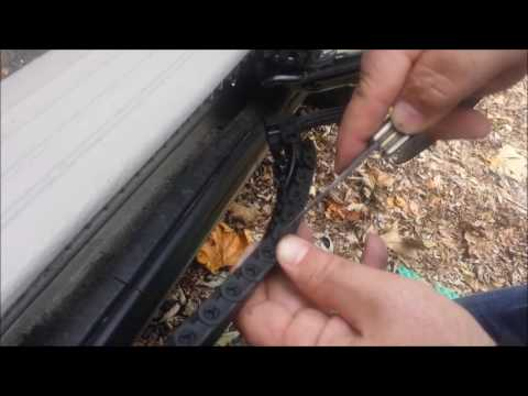 hqdefault fixing the sliding door on my chrysler town and country youtube