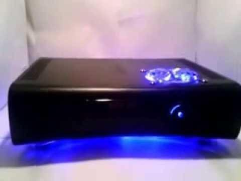 Xbox 360 Slim Console Mods Custom FAN-MoD XboX 36...