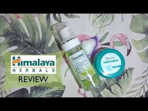 Himalaya Herbals product review