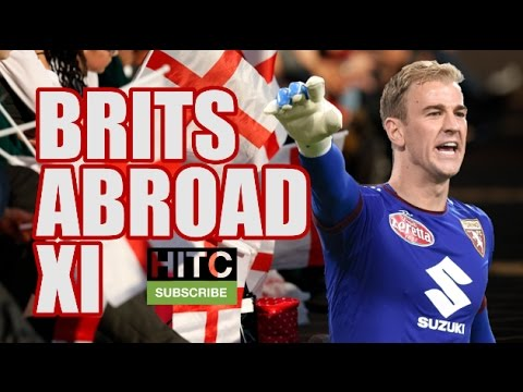 English Players Abroad: Best XI Stars Playing Outside The UK