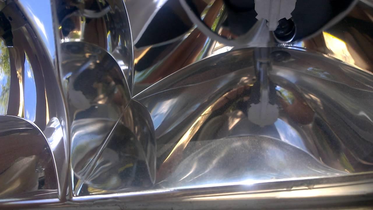 ремонт фары ваз 2110 boch